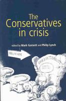 The Conservatives in Crisis PDF