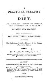 A Practical Treatise on Diet, etc