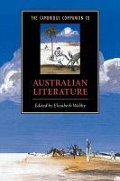 The Cambridge Companion to Australian Literature PDF
