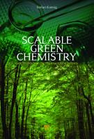 Scalable Green Chemistry PDF