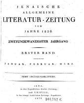 Jenaische allgemeine Literatur-Zeitung: Band 137