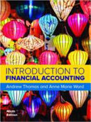 Introduction to Financial Accounting  9e PDF