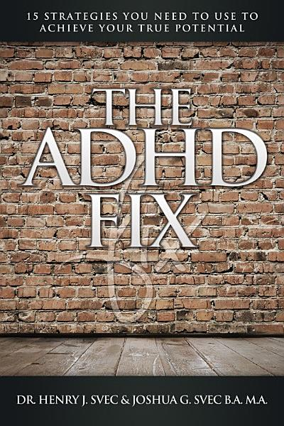 Download The ADHD Fix Book