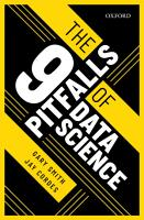 The 9 Pitfalls of Data Science PDF