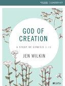 God of Creation   Leader Kit PDF