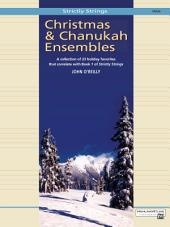 Christmas and Chanukah Ensembles: For Violin