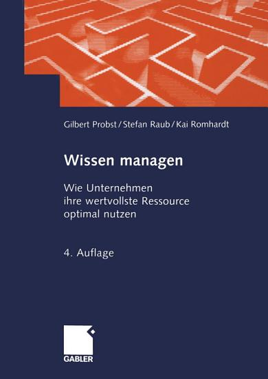 Wissen managen PDF