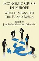 Economic Crisis in Europe PDF