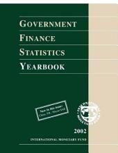 Government Finance Statistics Yearbook, 2002