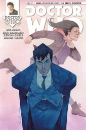 Doctor Who: The Tenth Doctor #12: The Fountains of Forever Part 2