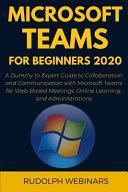 Microsoft Teams for Beginners 2020