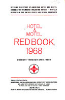 Hotel   Motel Red Book