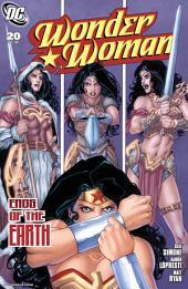 Wonder Woman (2006-) #20