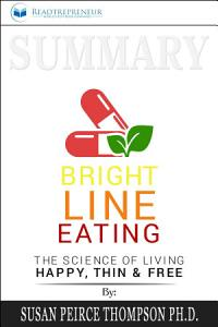 Summary  Bright Line Eating Book