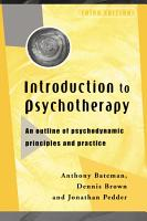 Introduction to Psychotherapy PDF