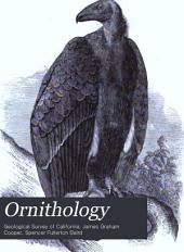 Ornithology: Volume 1