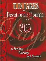 T D  Jakes Devotional   Journal PDF