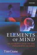 Elements of Mind PDF