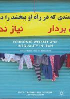 Economic Welfare and Inequality in Iran PDF