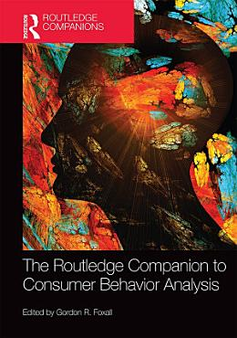 The Routledge Companion to Consumer Behavior Analysis PDF