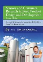 Sensory and Consumer Research in Food Product Design and Development PDF