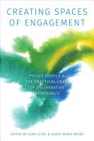 Creating Spaces of Engagement PDF