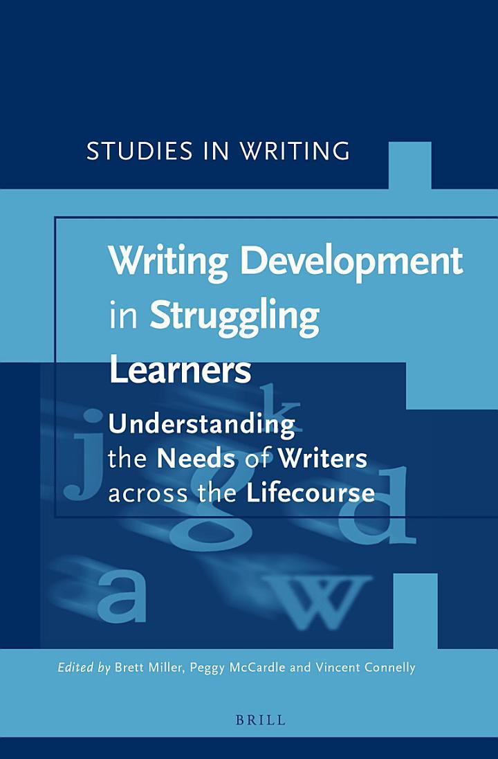 Writing development in Struggling Learners