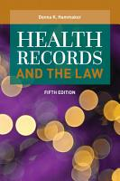 Health Records and the Law PDF