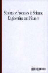 Stochastic Processes In Science Engineering And Finance Book PDF