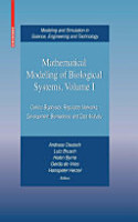 Mathematical Modeling of Biological Systems  Volume I PDF