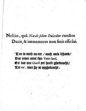 Pius in patriam conatus triumphalis, pro auspicali introitu serenissimi principis Ferdinandi Avstriaci [...] in urbem Gandam