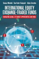 International Equity Exchange Traded Funds PDF
