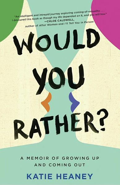 Download Would You Rather  Book