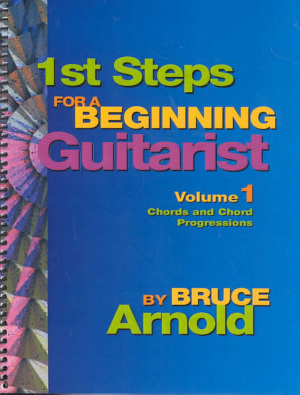 1st Steps for a Beginning Guitarist PDF
