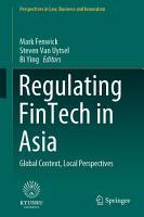 Regulating FinTech in Asia PDF