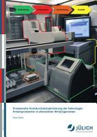 Prozessnahe Hochdurchsatzoptimierung der heterologen Proteinproduktion in alternativen Wirtsorganismen PDF
