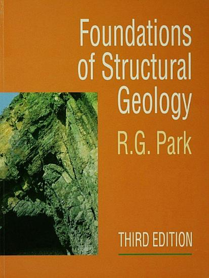 Foundation of Structural Geology PDF