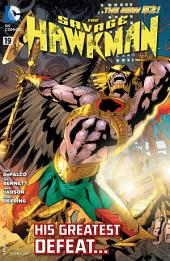 The Savage Hawkman (2012-) #19