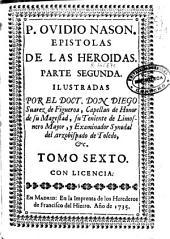 P. Ovidio Nason Epistolas de las Heroidas: parte segunda