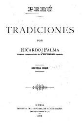 Peru, tradiciones: Volumen 2