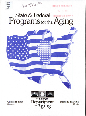 State and Federal Programs for the Aging PDF