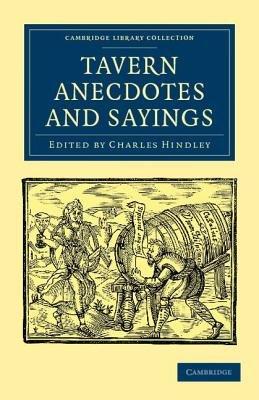 Tavern Anecdotes and Sayings