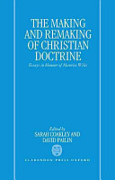 The Making and Remaking of Christian Doctrine PDF