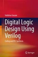 Digital Logic Design Using Verilog PDF