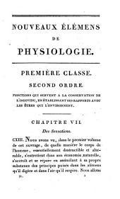 Nouveaux élémens de physiologie: Volume2