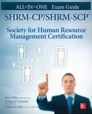 SHRM CP SHRM SCP Certification All in One Exam Guide PDF