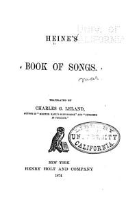 Book of Songs PDF