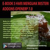 5 Hari Menguak Misteri Addons OpenERP 7.0: Studi Kasus Sistem Informasi Akademik