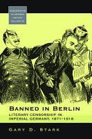 Banned in Berlin PDF