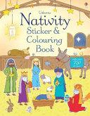 Nativity Sticker and Colouring Book PDF